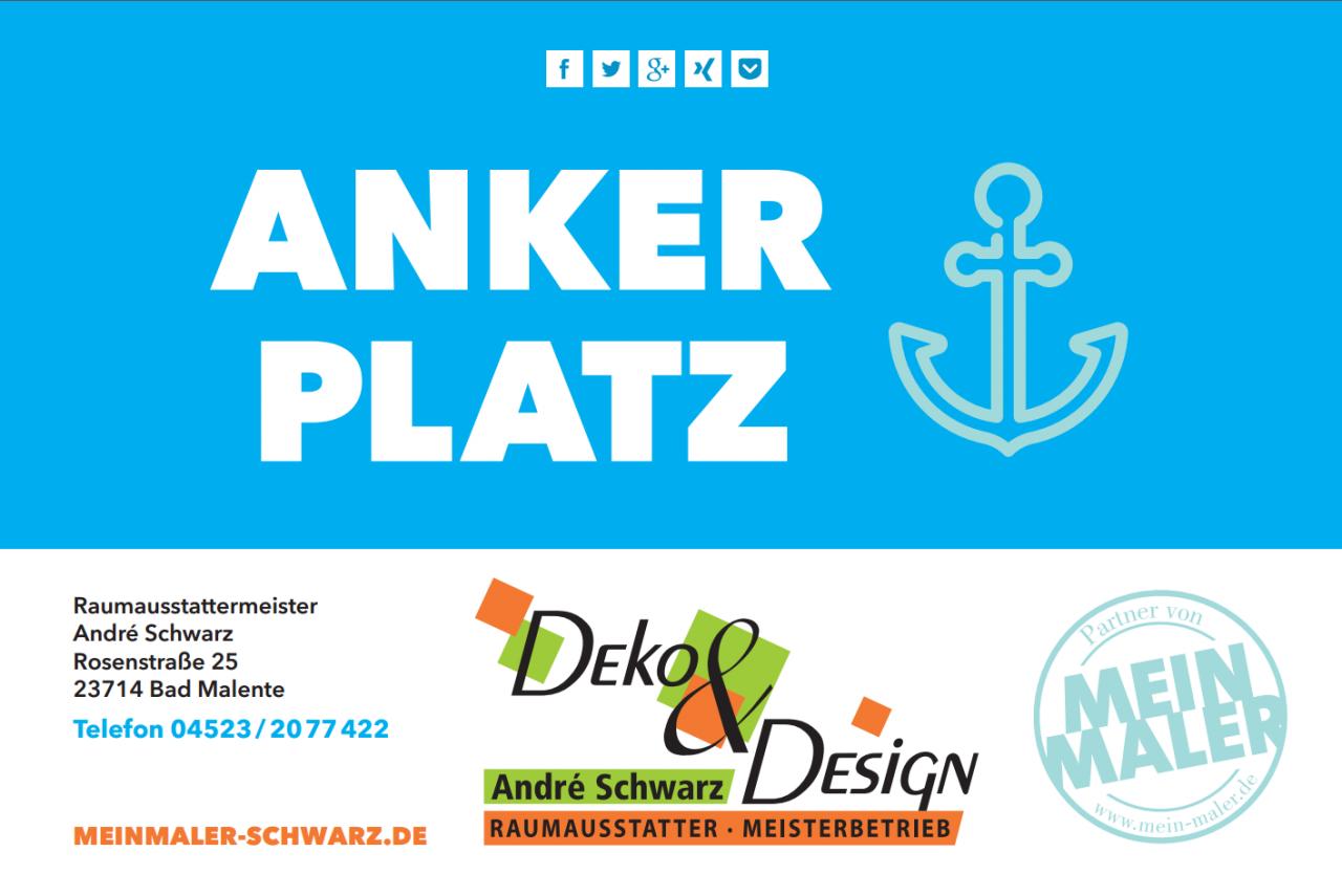 Ankerplatz MeinMaler Schwarz