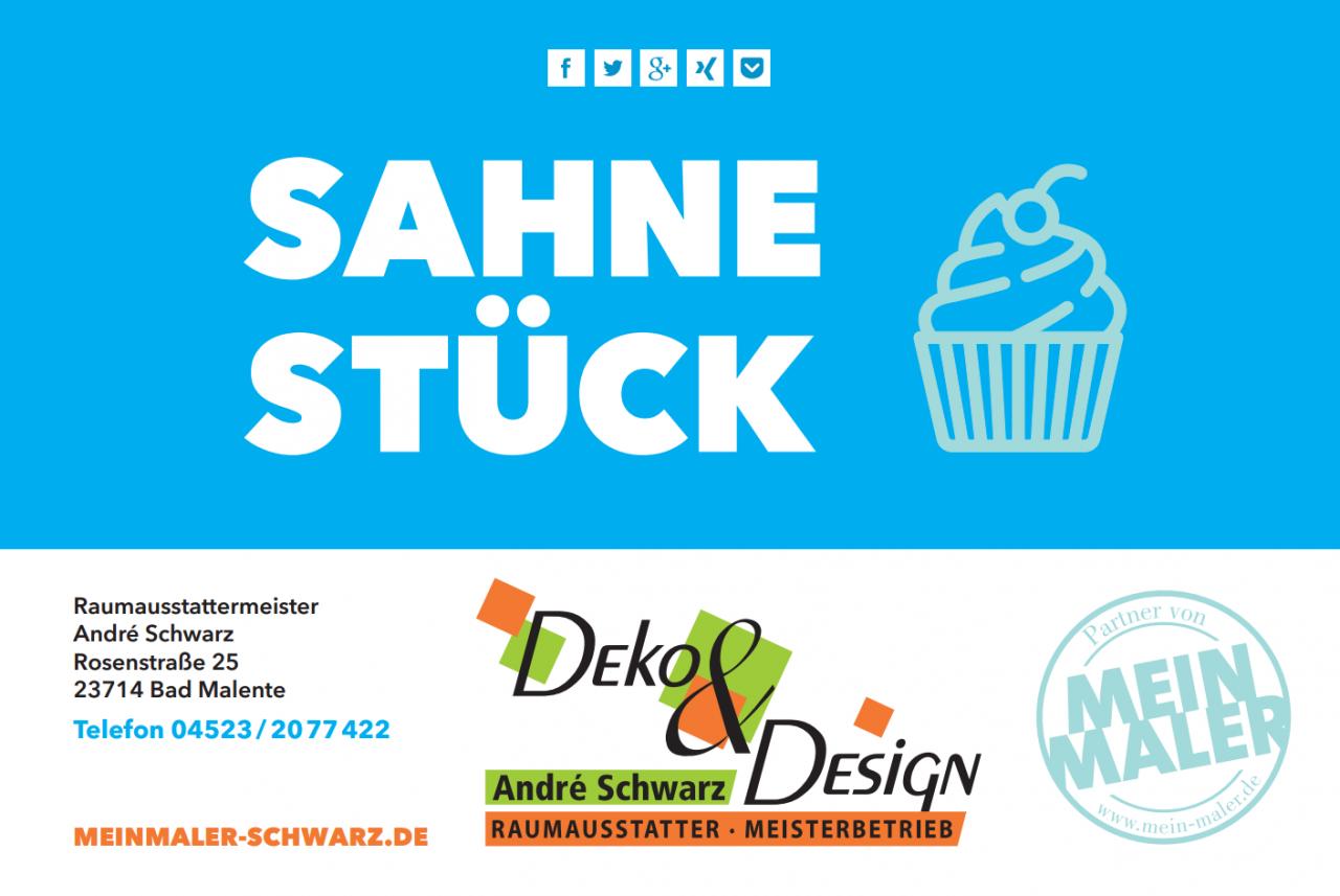 Sahenstueck MeinMaler Schwarz