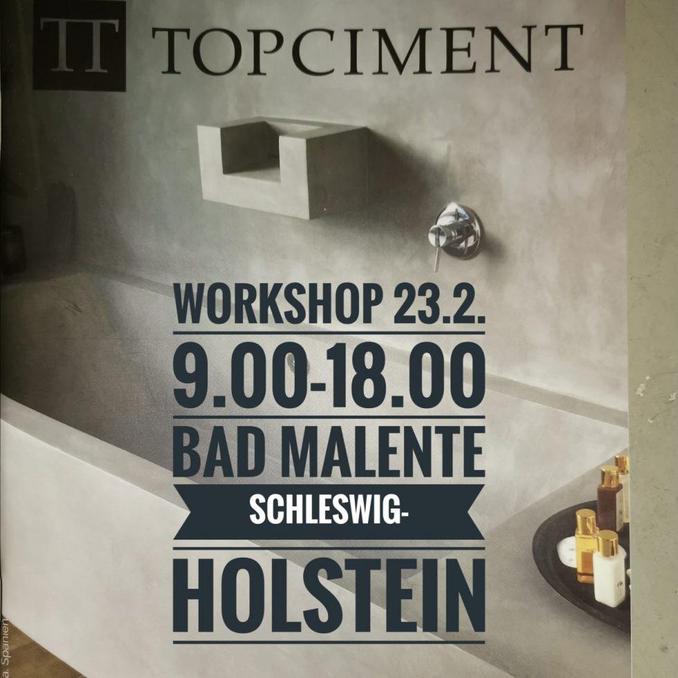 TopCiment Workshop Februar 2019
