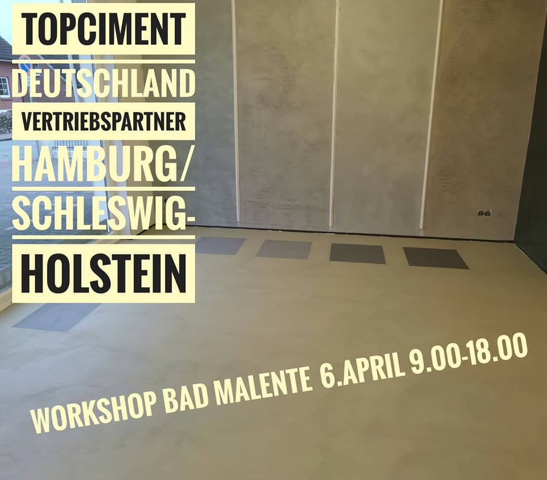 TopCiment Workshop April 2019