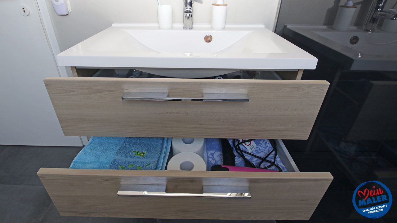 Bad Waschtisch Schrank Berloni Bagno Bad Moebel 01