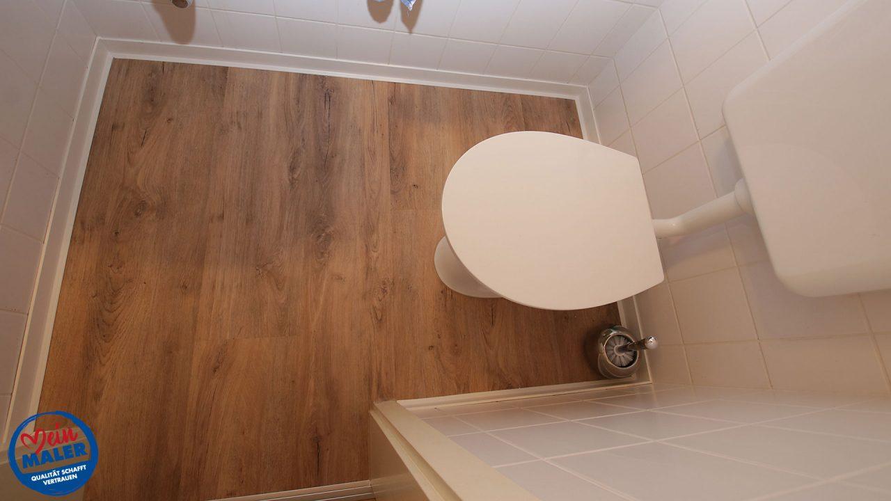 Gaeste WC Bodenbelag Oldenburg Green Flor 02