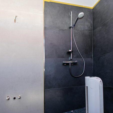 Spachteltechnik Malente Fugenlos Bad Badezimmer Wandgestaltung 07