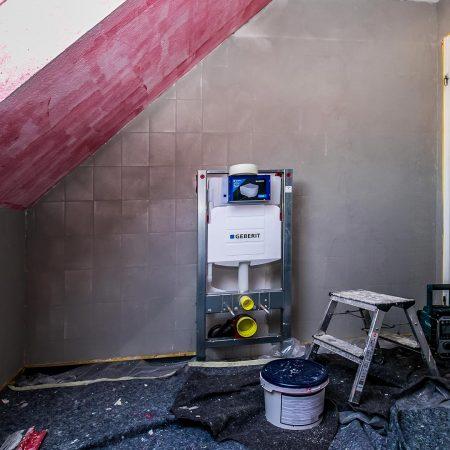 Spachteltechnik Malente Fugenlos Bad Badezimmer Wandgestaltung 08