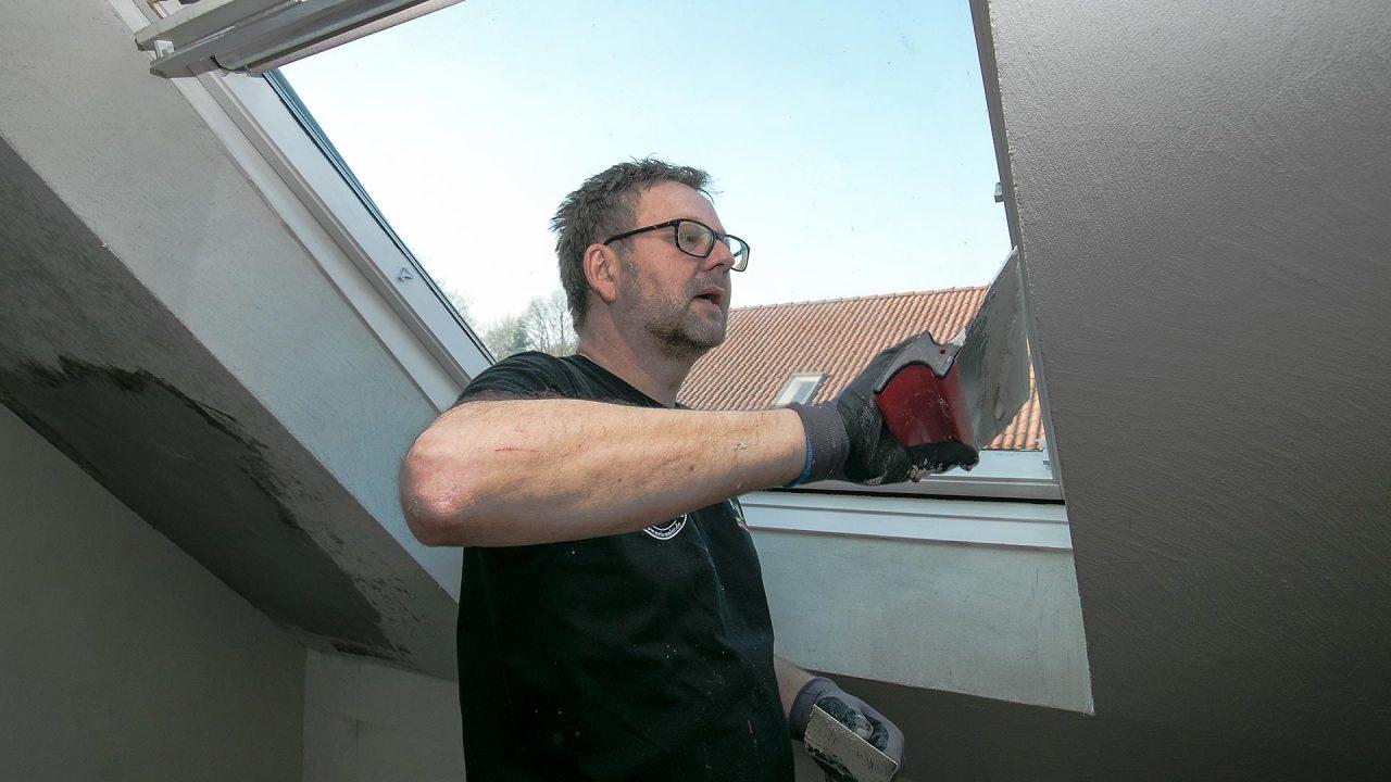 Spachteltechnik Malente Fugenlos Bad Badezimmer Wandgestaltung 14