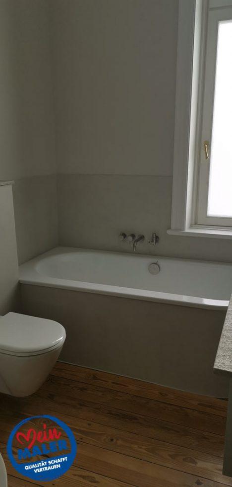 Fugenlose Spachteltechnik Bad Malente Dusche ohne Fliesen Eutin Kiel Hamburg 13